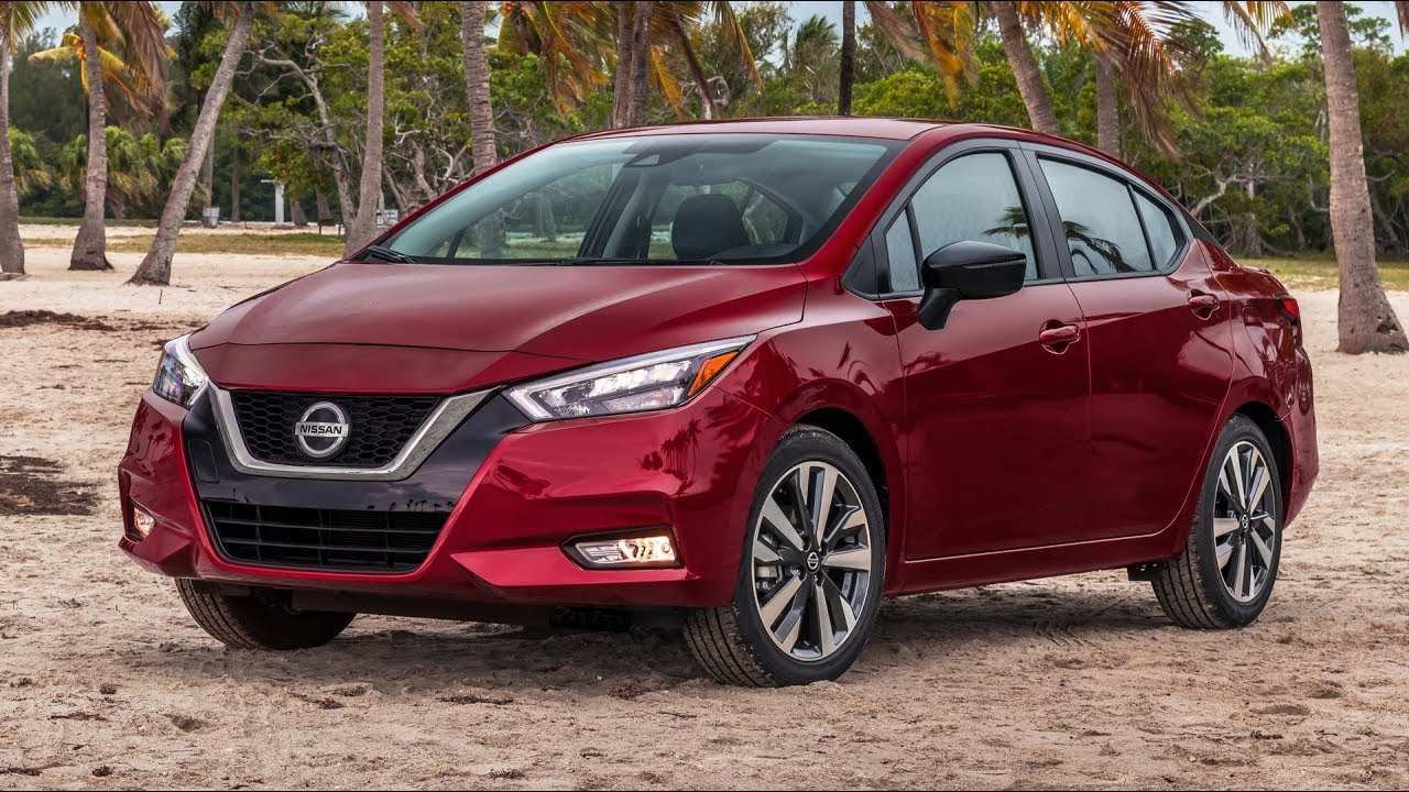 34 New Nissan Versa 2020 Brasil History with Nissan Versa 2020 Brasil