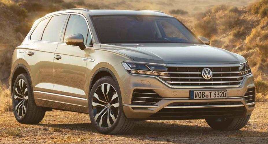 34 New Volkswagen Touareg 2020 History for Volkswagen Touareg 2020