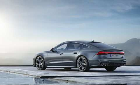 34 The Audi S7 2020 Ratings for Audi S7 2020