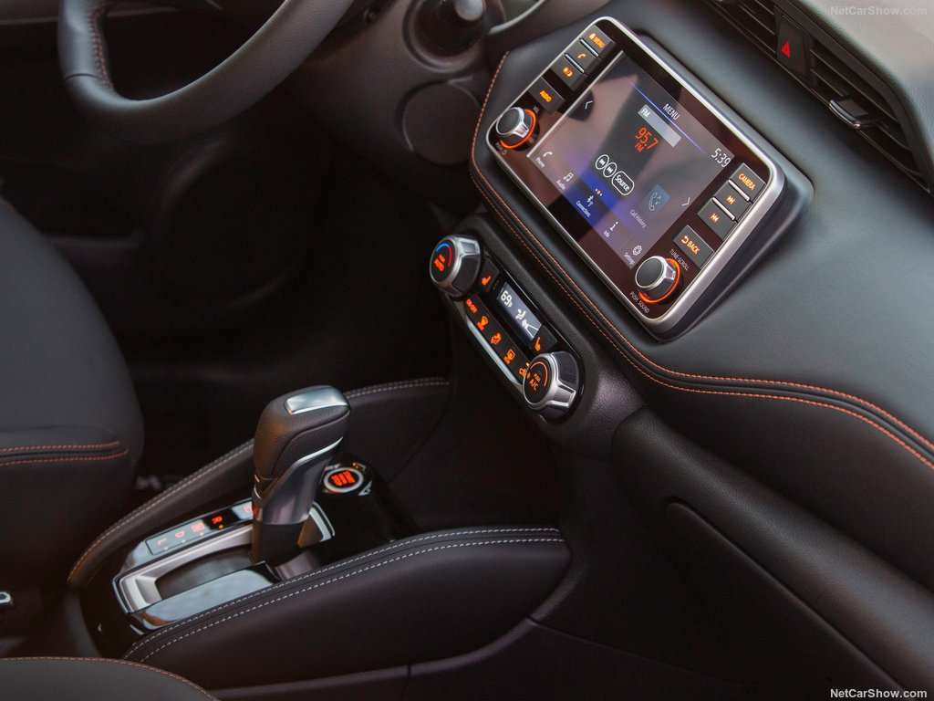 34 The Nissan Kicks 2020 Interior Pictures with Nissan Kicks 2020 Interior