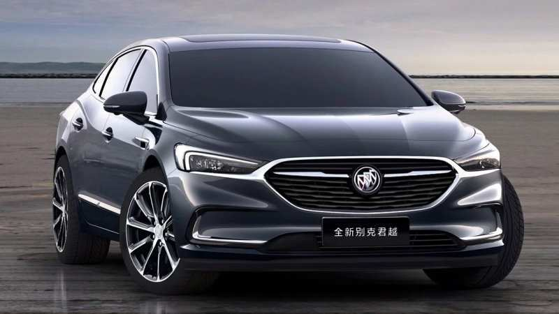34 The When Will The 2020 Buick Lacrosse Be Released Style by When Will The 2020 Buick Lacrosse Be Released