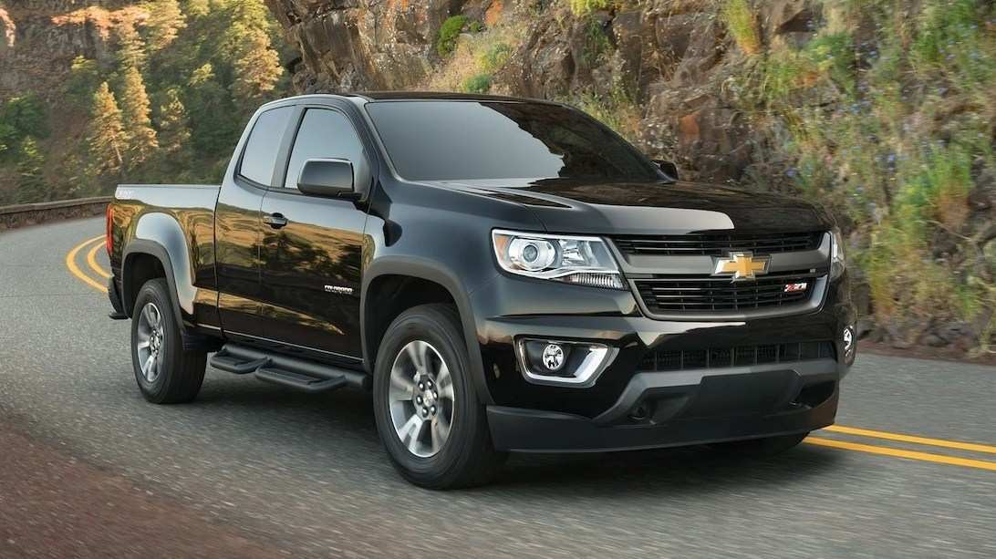 35 All New 2020 Chevrolet Colorado Release Date Speed Test by 2020 Chevrolet Colorado Release Date