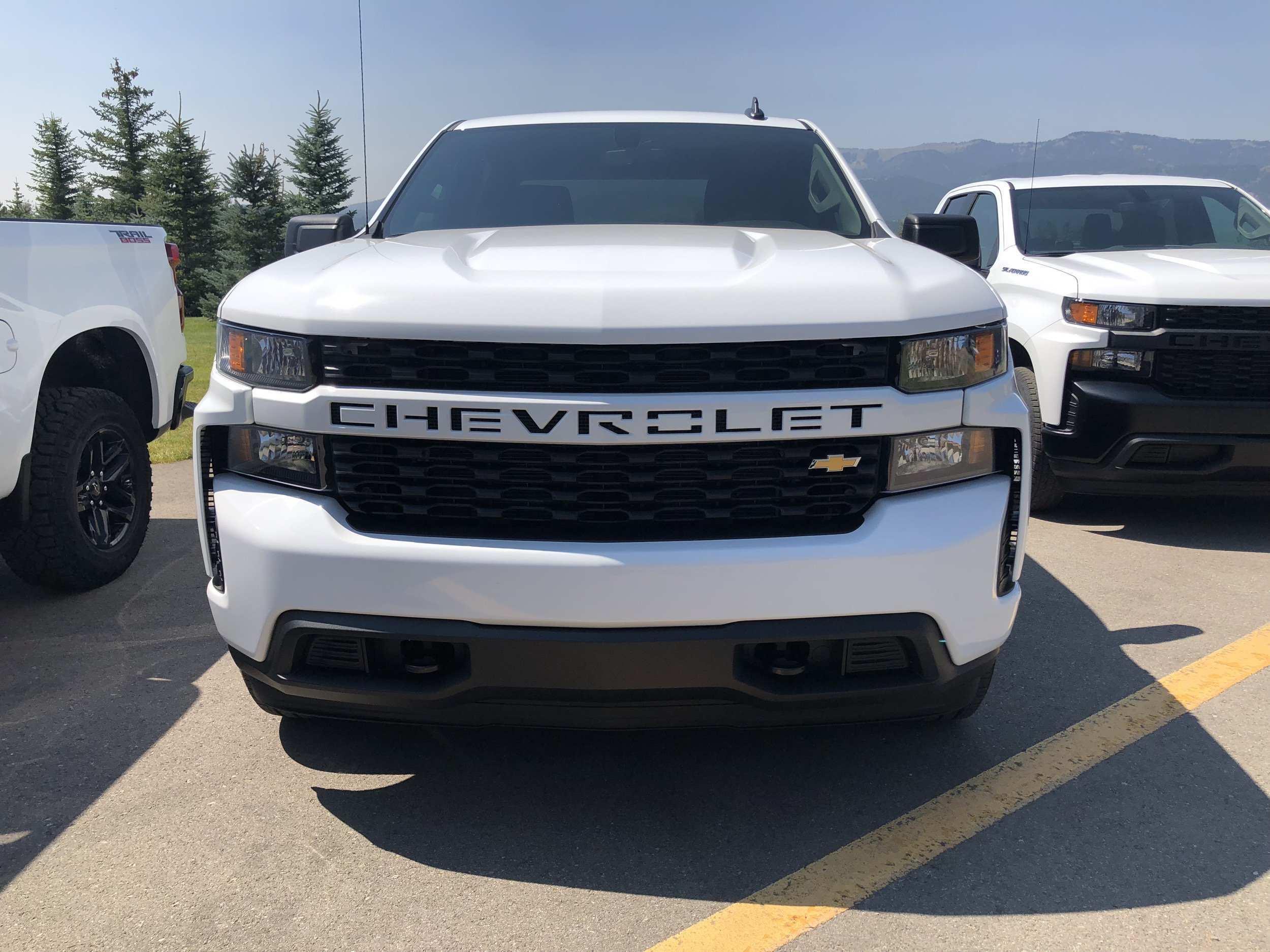 35 All New 2020 Chevrolet Silverado 1500 Ld Exterior by 2020 Chevrolet Silverado 1500 Ld