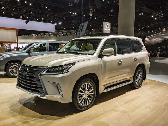 35 All New 2020 Lexus Lx 570 Hybrid New Concept with 2020 Lexus Lx 570 Hybrid