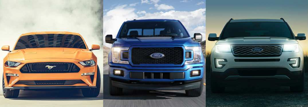 35 All New Ford Cars 2020 Spy Shoot for Ford Cars 2020