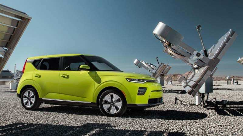 35 All New Kia Electric 2020 First Drive for Kia Electric 2020