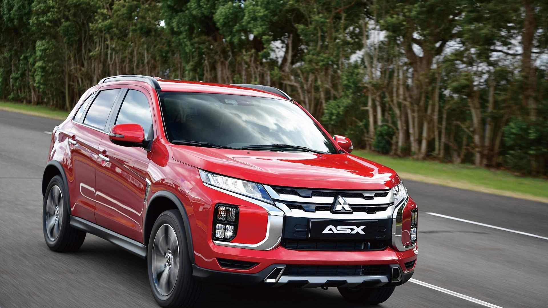 35 All New Mitsubishi Asx 2020 Dimensions Pricing for Mitsubishi Asx 2020 Dimensions