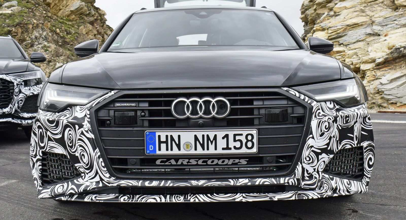 35 Best Review 2020 Audi Rs6 Avant Usa Concept with 2020 Audi Rs6 Avant Usa