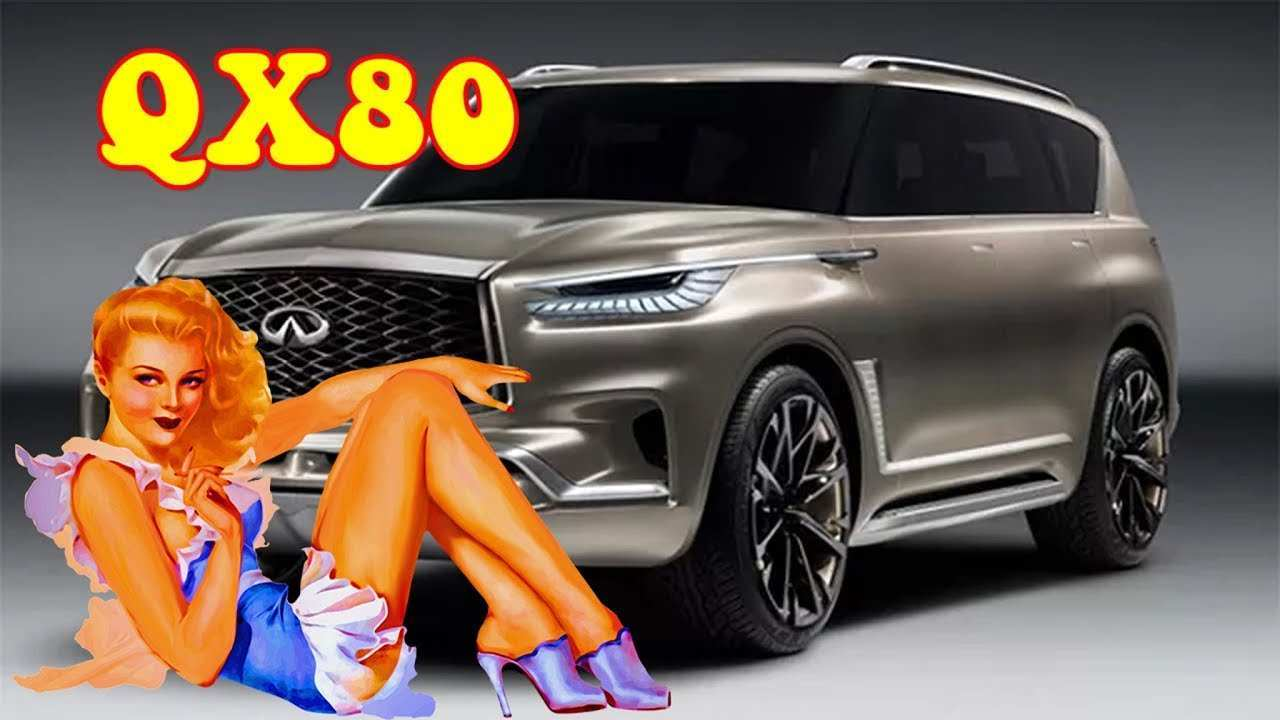 35 Best Review 2020 Infiniti Qx80 Monograph Release Date Spy Shoot by 2020 Infiniti Qx80 Monograph Release Date