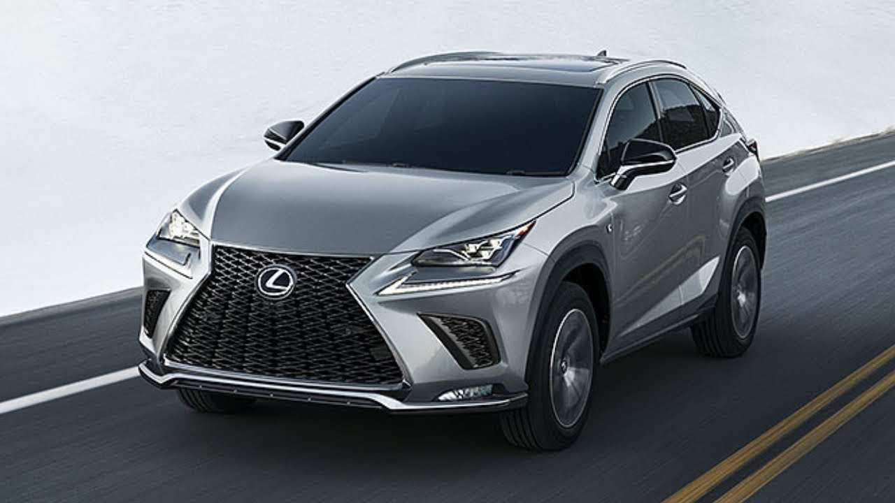 35 Best Review 2020 Lexus Nx Updates Exterior for 2020 Lexus Nx Updates