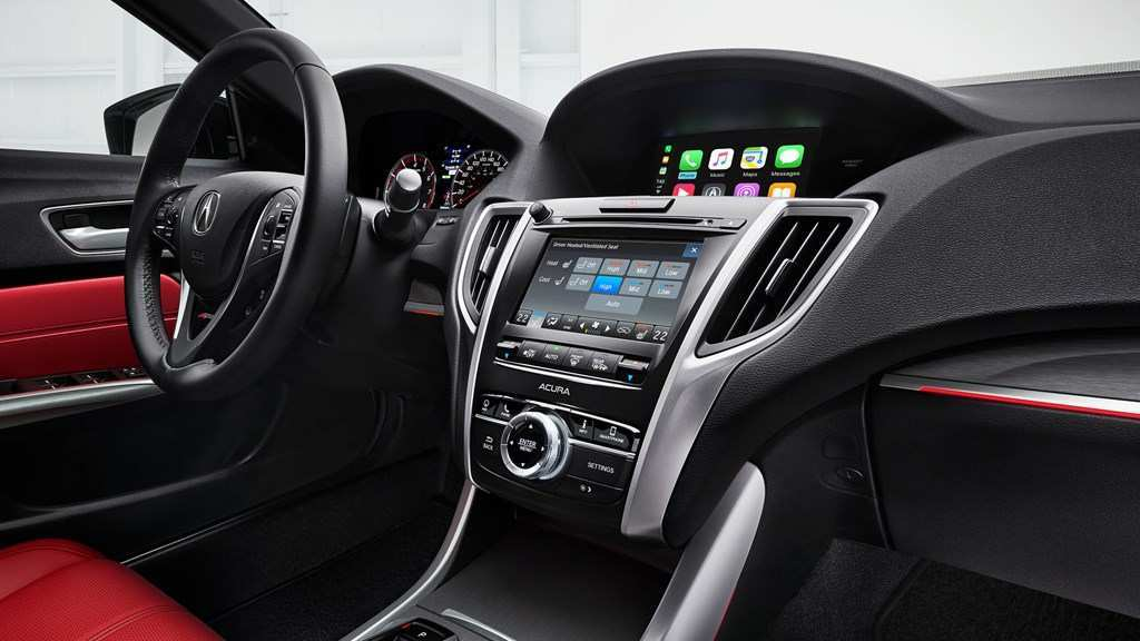 35 Best Review Acura Tlx 2020 Interior Exterior for Acura Tlx 2020 Interior