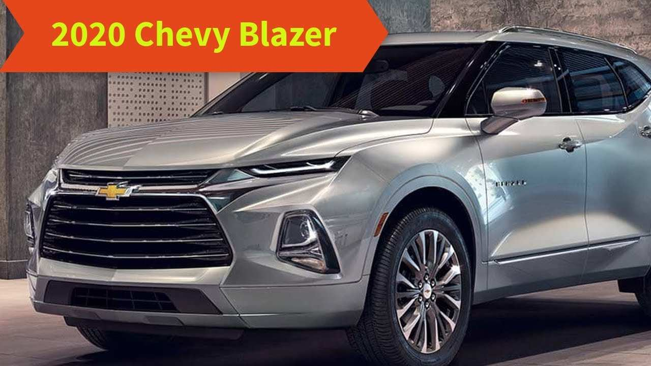 35 Best Review Chevrolet K5 Blazer 2020 Exterior and Interior for Chevrolet K5 Blazer 2020