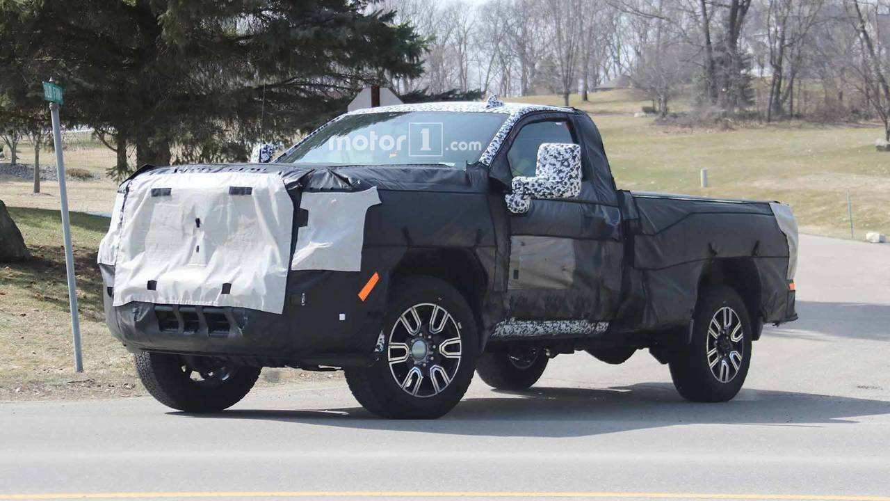 35 Best Review Gmc Regular Cab 2020 Performance and New Engine for Gmc Regular Cab 2020