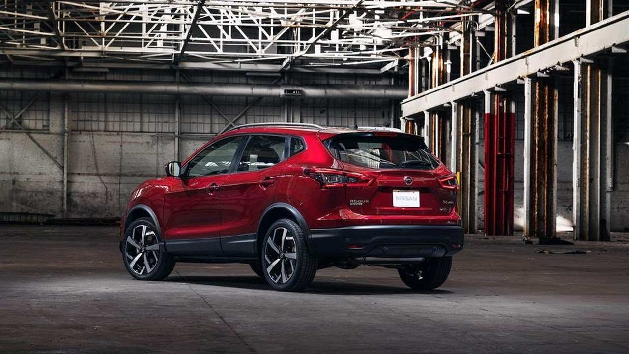 35 Best Review Nissan Rogue 2020 Interior Engine by Nissan Rogue 2020 Interior