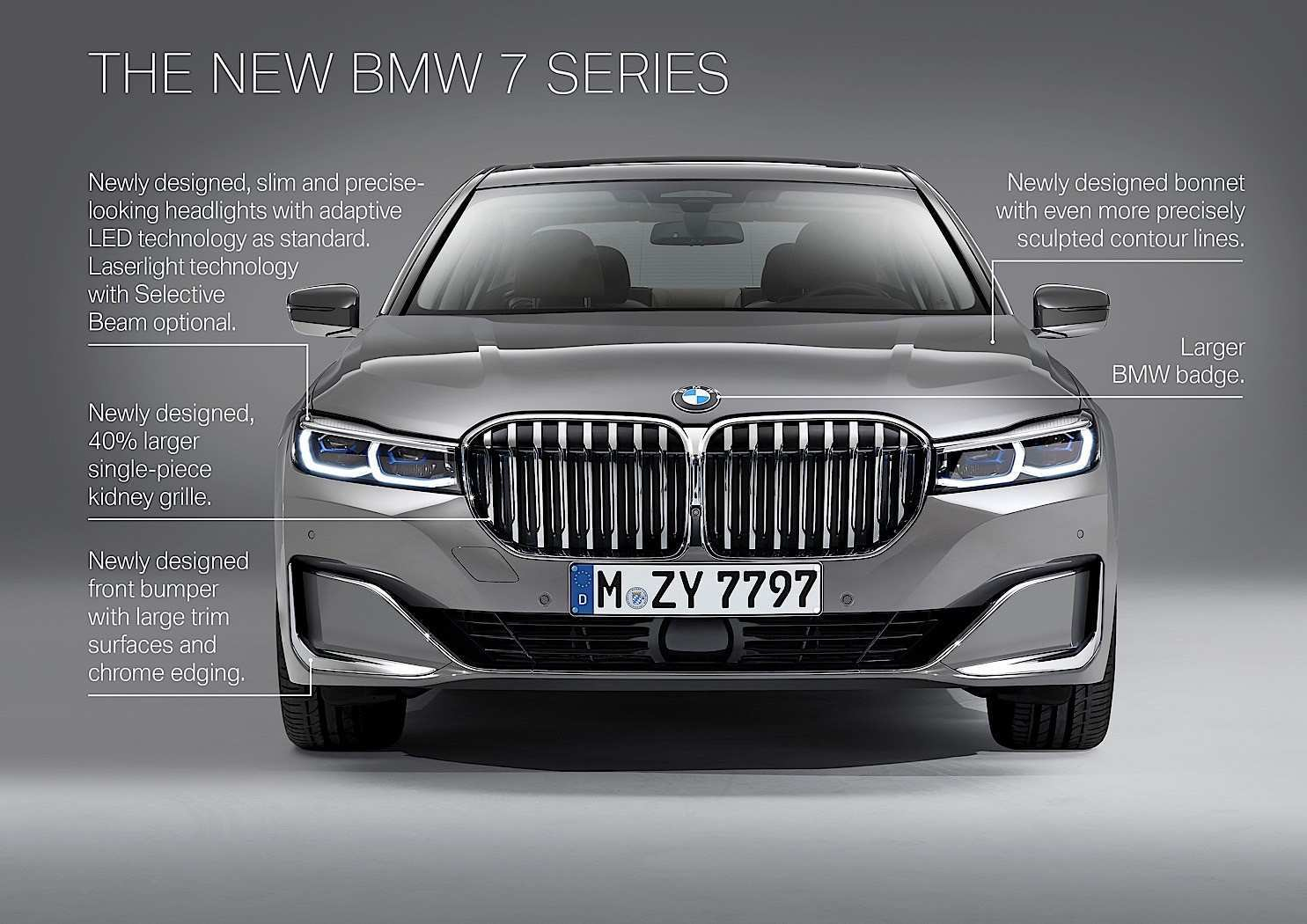 35 Concept of 2020 BMW 7 Series Lci Exterior by 2020 BMW 7 Series Lci