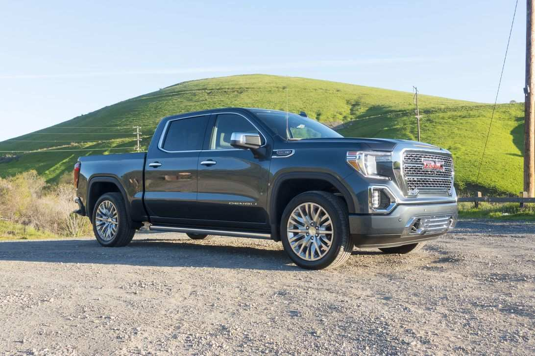 35 Concept of 2020 Gmc Sierra Interior Performance with 2020 Gmc Sierra Interior