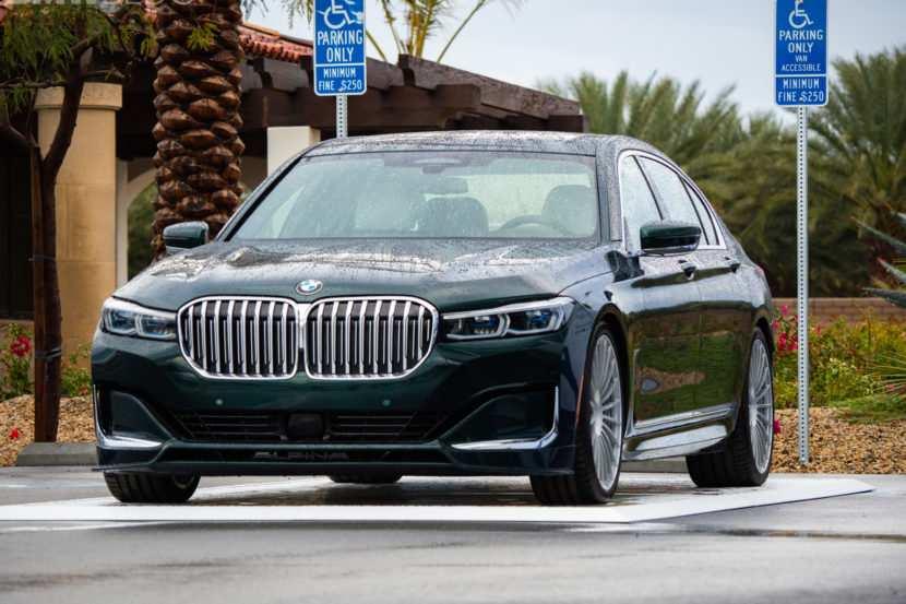 35 Concept of BMW Alpina B8 2020 Engine with BMW Alpina B8 2020
