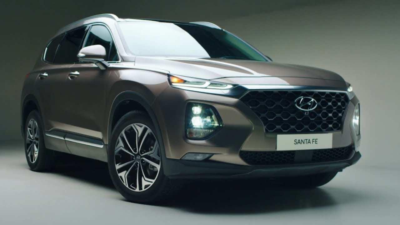 35 Concept of Hyundai Santa Cruz 2020 Speed Test with Hyundai Santa Cruz 2020