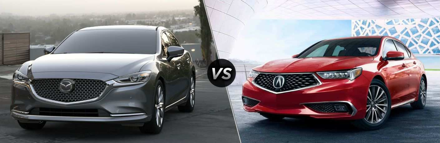35 Gallery of 2019 Vs 2020 Acura Tlx Spy Shoot for 2019 Vs 2020 Acura Tlx