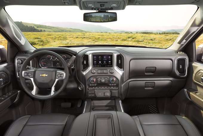 35 Gallery of 2020 Chevrolet Silverado 1500 Ld Review with 2020 Chevrolet Silverado 1500 Ld