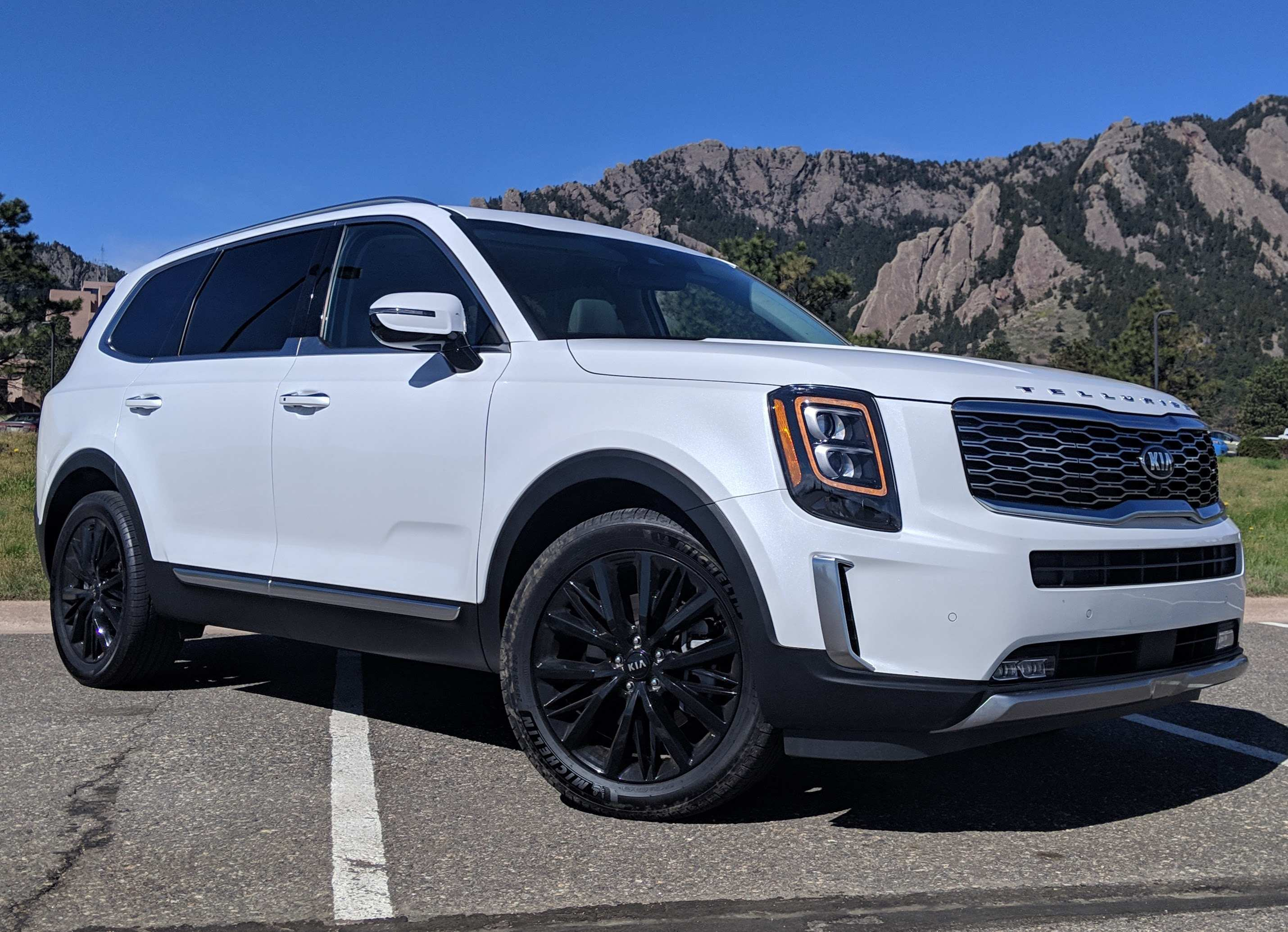 35 Gallery of 2020 Kia Telluride Mpg Spy Shoot by 2020 Kia Telluride Mpg