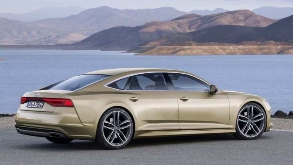 35 Great Audi A7 2020 Redesign and Concept by Audi A7 2020