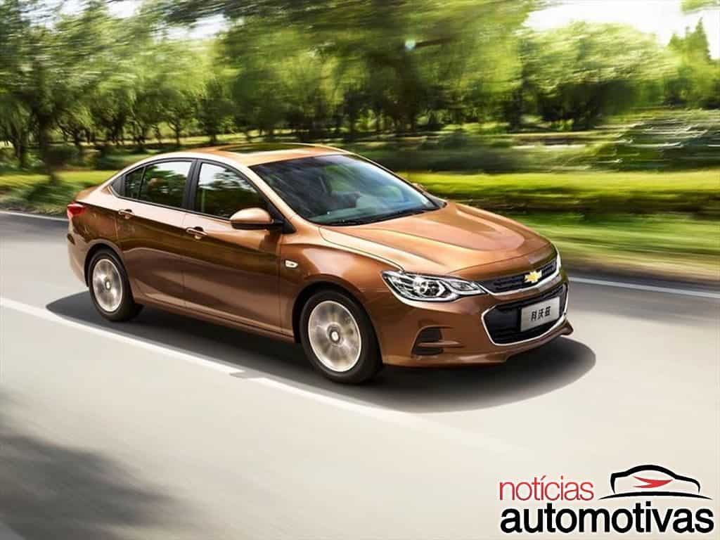 35 Great Chevrolet Novo Prisma 2020 Redesign and Concept for Chevrolet Novo Prisma 2020