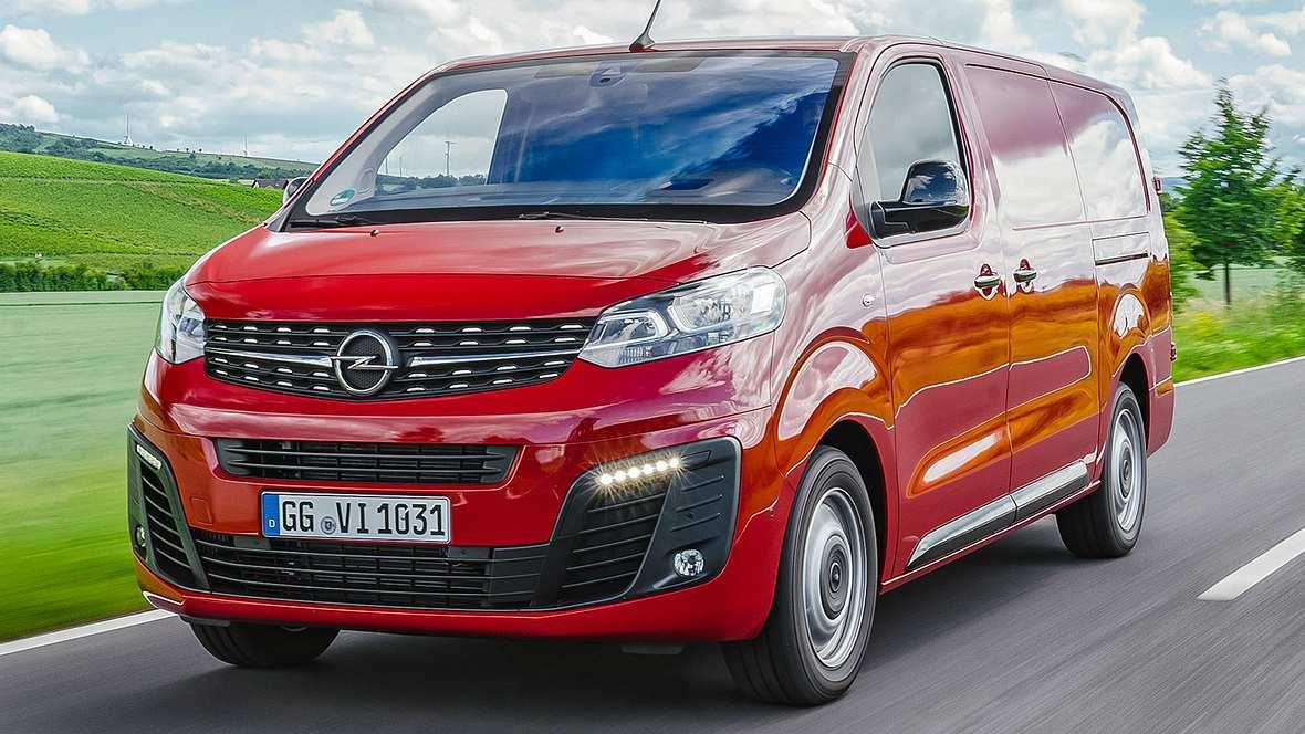 35 Great Opel Vivaro Elektro 2020 Release by Opel Vivaro Elektro 2020