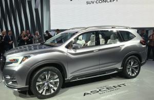 35 Great Subaru Suv 2020 Redesign with Subaru Suv 2020