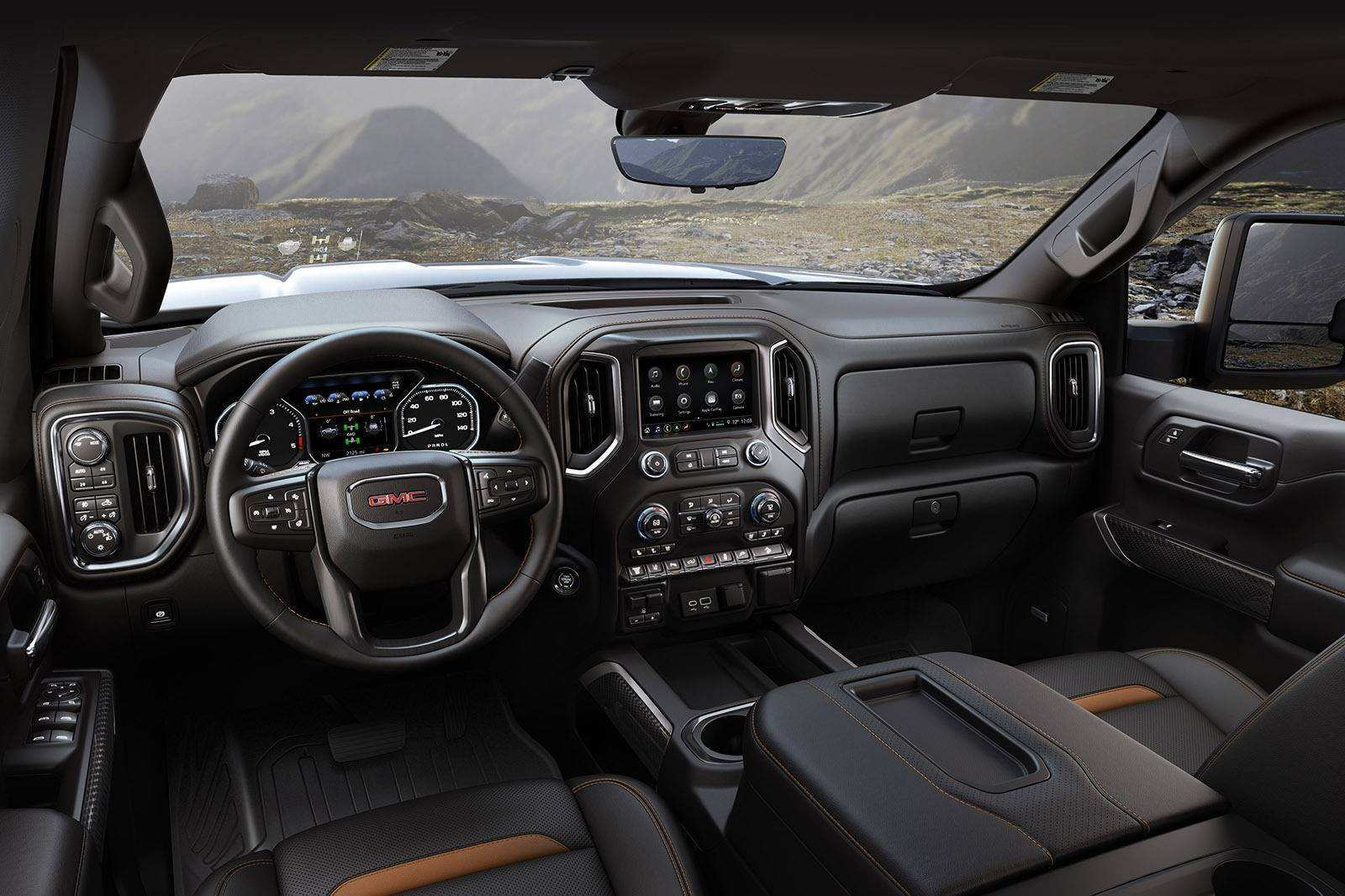 35 New 2020 Gmc Sierra Hd Interior Review with 2020 Gmc Sierra Hd Interior