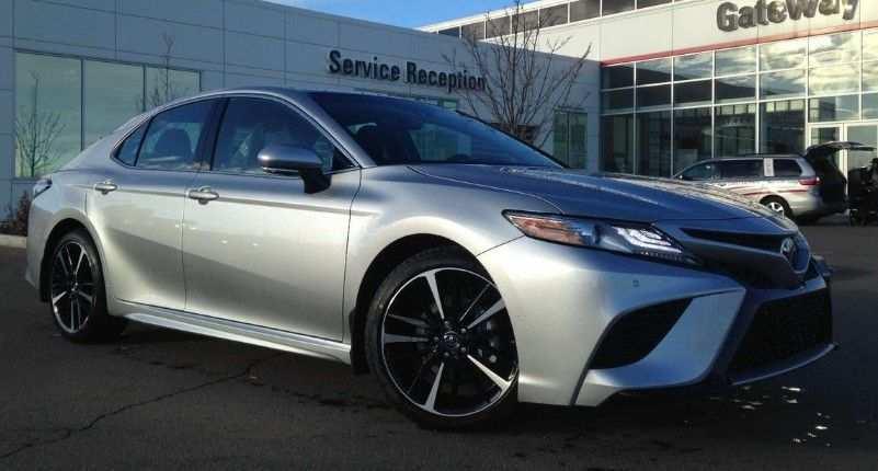 35 New 2020 Toyota Camry Xse V6 Rumors with 2020 Toyota Camry Xse V6