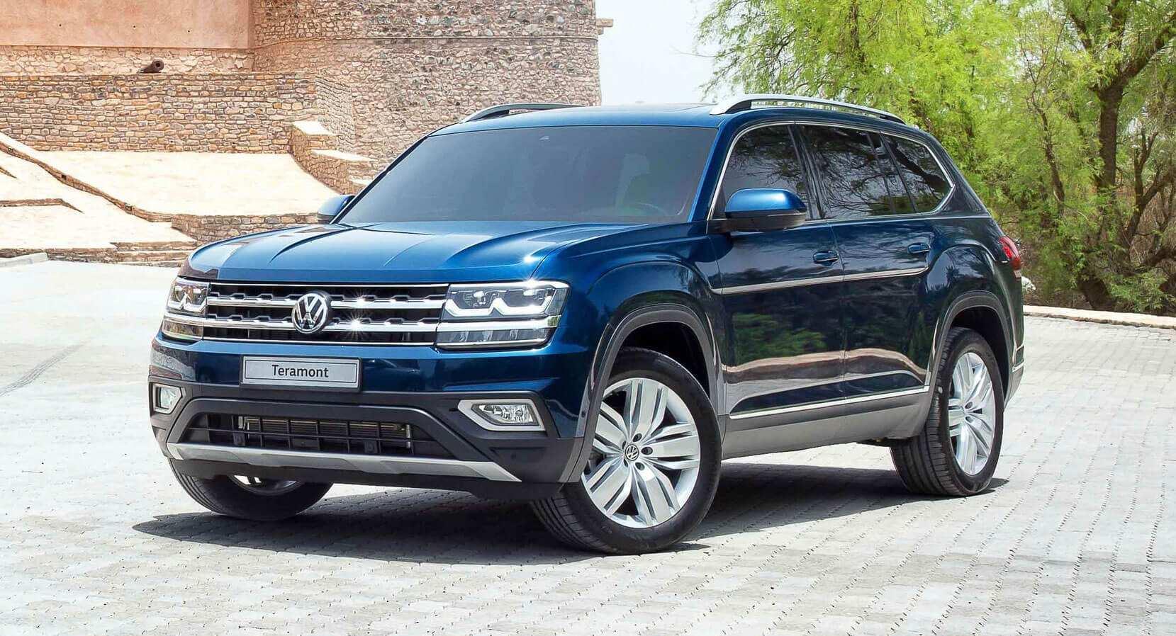 35 New 2020 Volkswagen Teramont X Specs with 2020 Volkswagen Teramont X