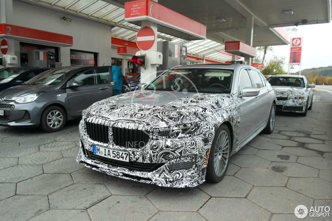 35 New BMW Alpina B3 2020 Concept for BMW Alpina B3 2020