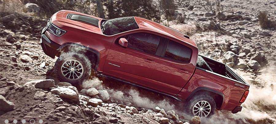 35 New Chevrolet Colorado 2020 Style with Chevrolet Colorado 2020