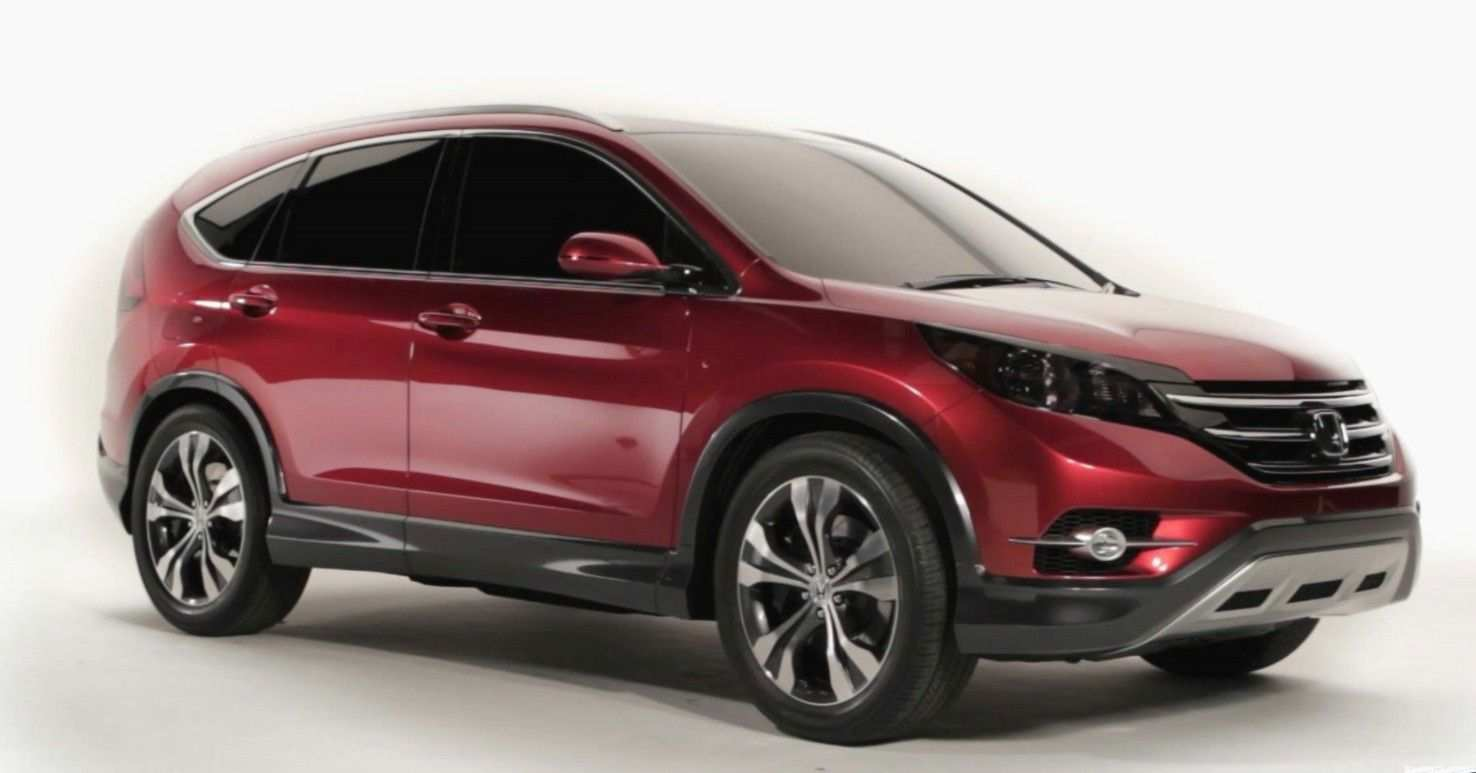 35 New Honda Crv 2020 Redesign Review by Honda Crv 2020 Redesign