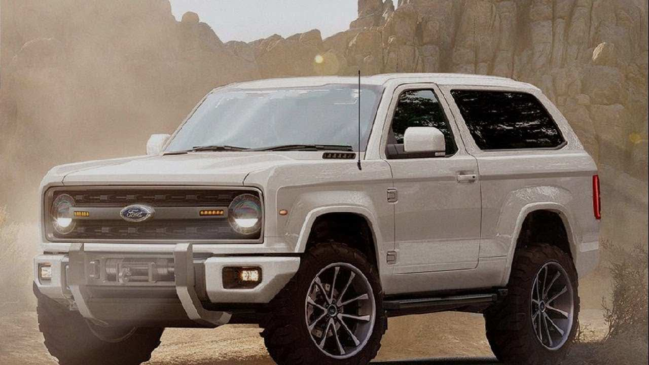 35 The 2020 Ford Bronco Leaked Configurations by 2020 Ford Bronco Leaked