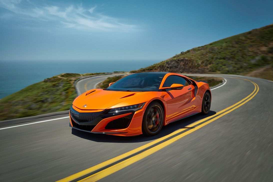 35 The Acura Nsx 2020 Specs Overview by Acura Nsx 2020 Specs