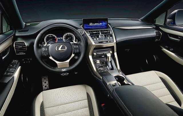 35 The Lexus Nx 300H 2020 Picture by Lexus Nx 300H 2020