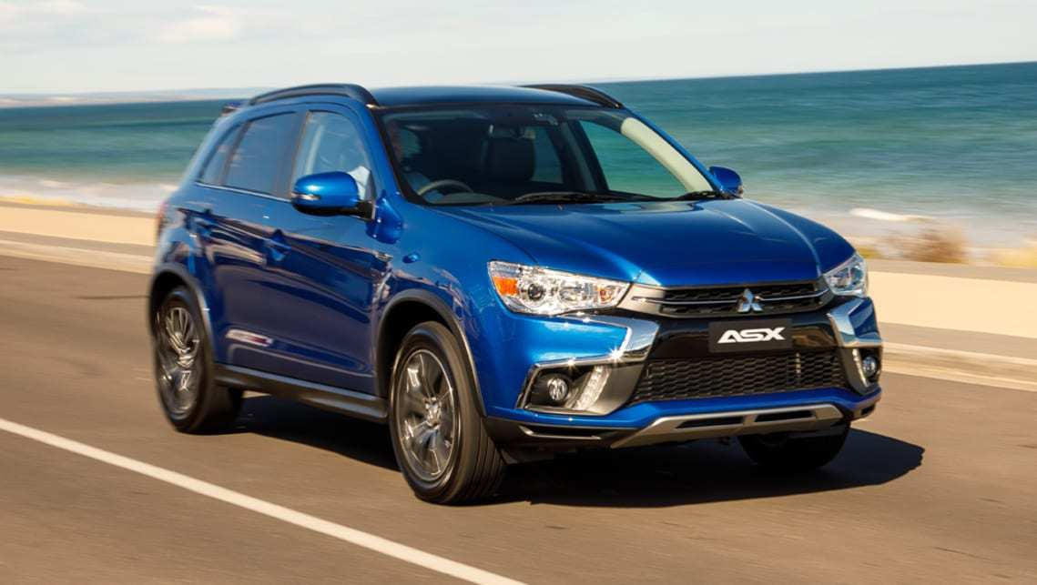 35 The Mitsubishi Asx 2020 Specs Spy Shoot for Mitsubishi Asx 2020 Specs