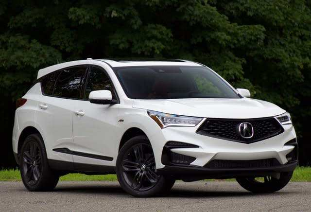 36 All New 2020 Acura Rdx Sport Hybrid Picture by 2020 Acura Rdx Sport Hybrid