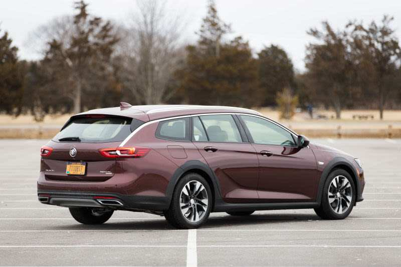 36 All New 2020 Buick Regal Station Wagon Redesign for 2020 Buick Regal Station Wagon