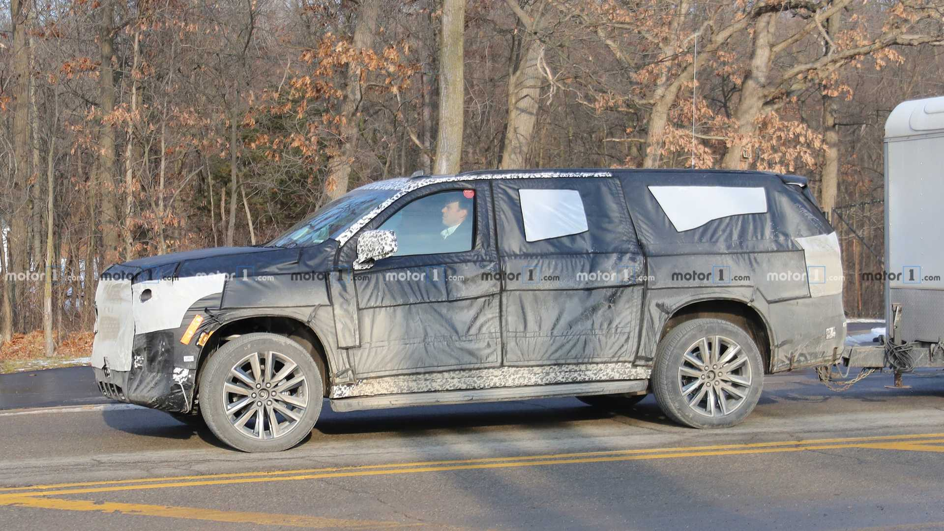 36 All New 2020 Cadillac Escalade Body Style Change Performance and New Engine for 2020 Cadillac Escalade Body Style Change