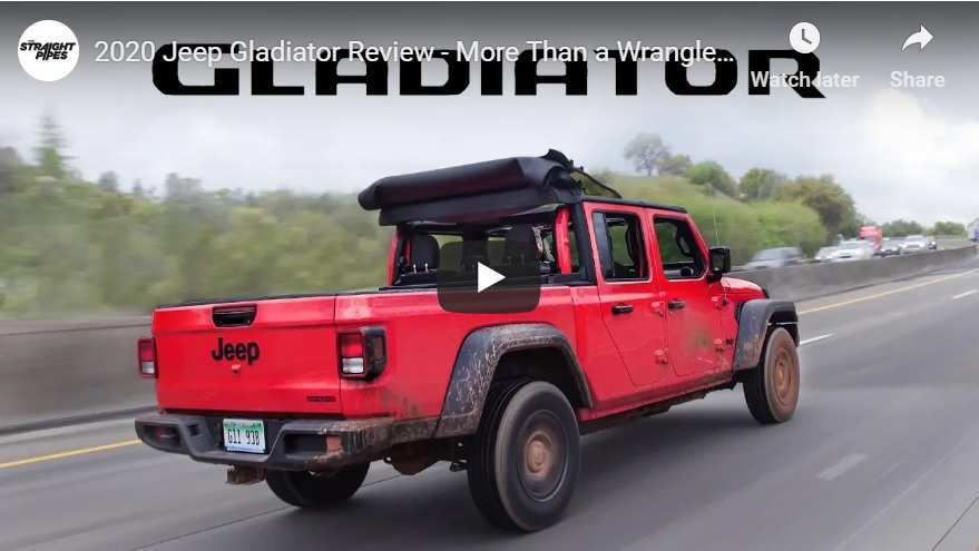 36 All New 2020 Jeep Gladiator Video Redesign and Concept for 2020 Jeep Gladiator Video