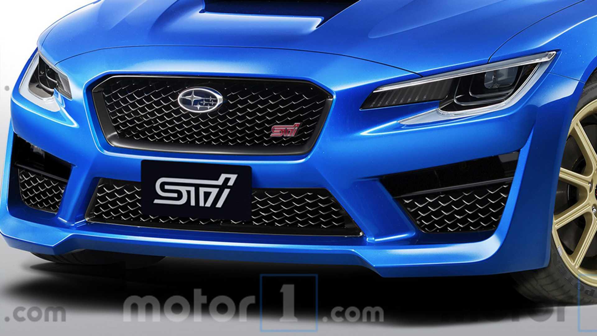 36 All New Subaru Sti Wrx 2020 Spy Shoot for Subaru Sti Wrx 2020
