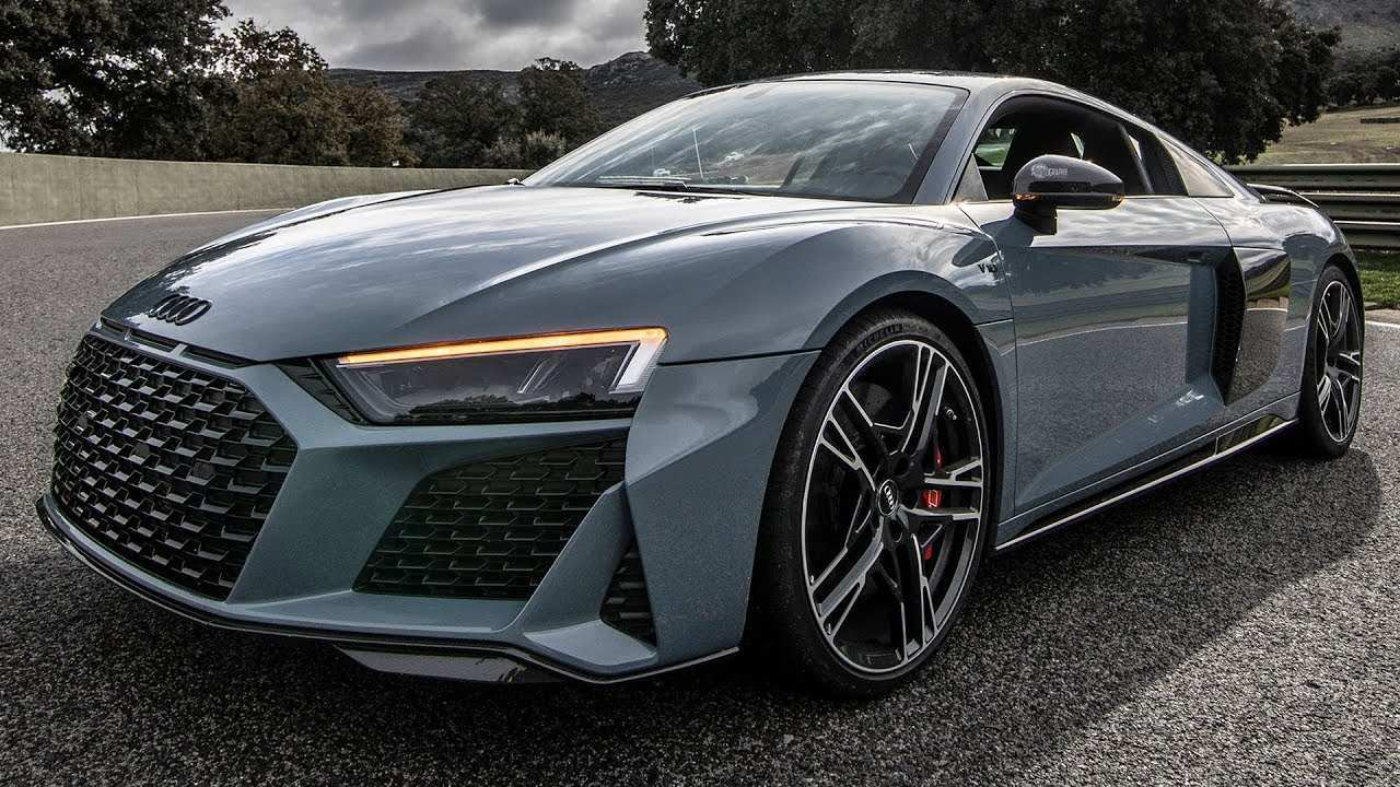 36 Best Review 2020 Audi R8 V10 Performance Exterior and Interior with 2020 Audi R8 V10 Performance