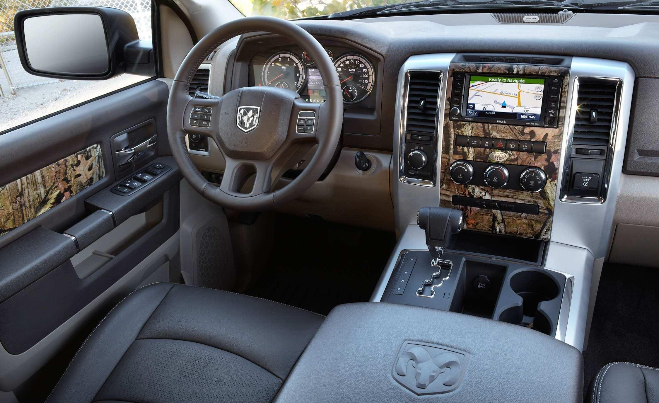 36 Best Review 2020 Dodge Ram Interior Spy Shoot with 2020 Dodge Ram Interior