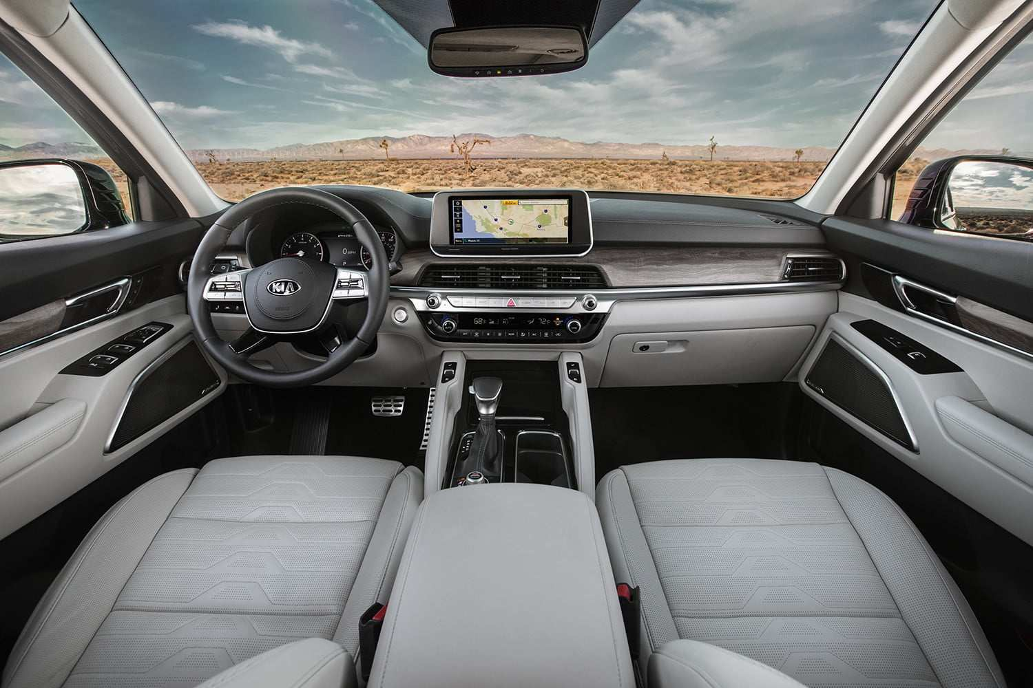 36 Best Review 2020 Kia Telluride Sx Interior Spy Shoot by 2020 Kia Telluride Sx Interior