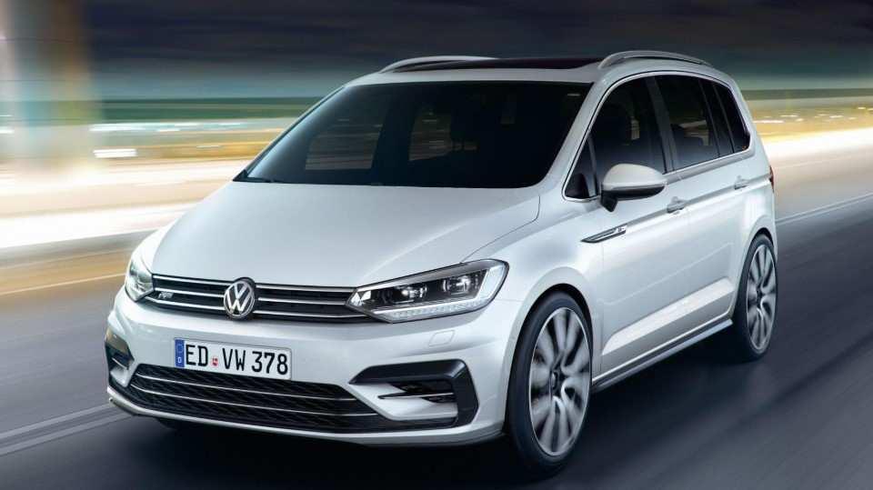36 Best Review Volkswagen Touran 2020 Concept for Volkswagen Touran 2020