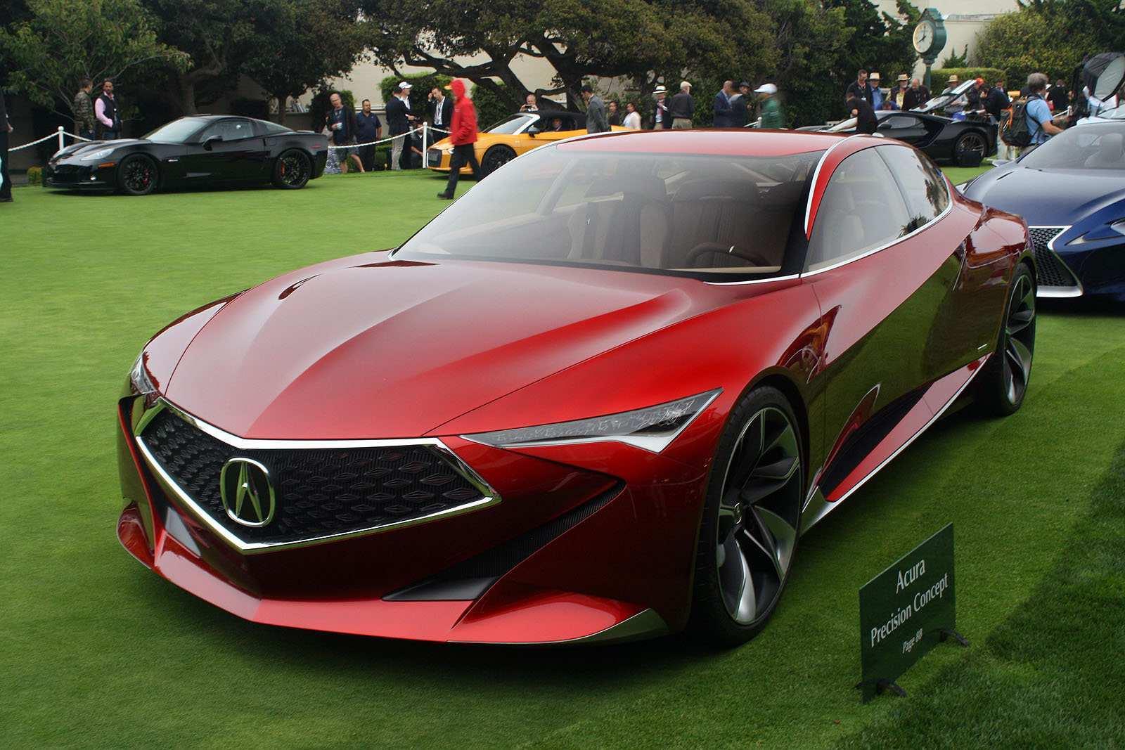 36 Concept of 2020 Acura Pebble Beach Interior with 2020 Acura Pebble Beach