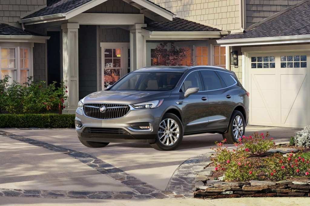36 Concept of 2020 Buick Enclave Price Interior for 2020 Buick Enclave Price